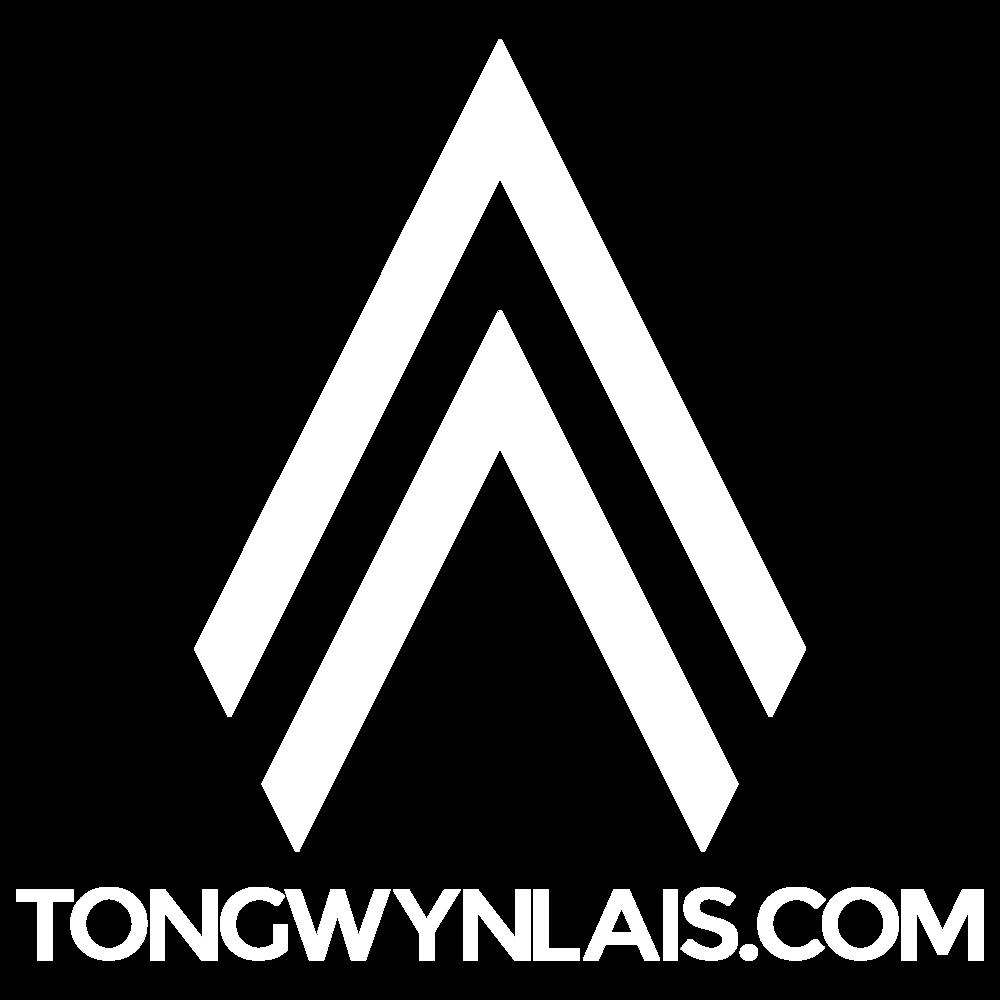Logo with text white>