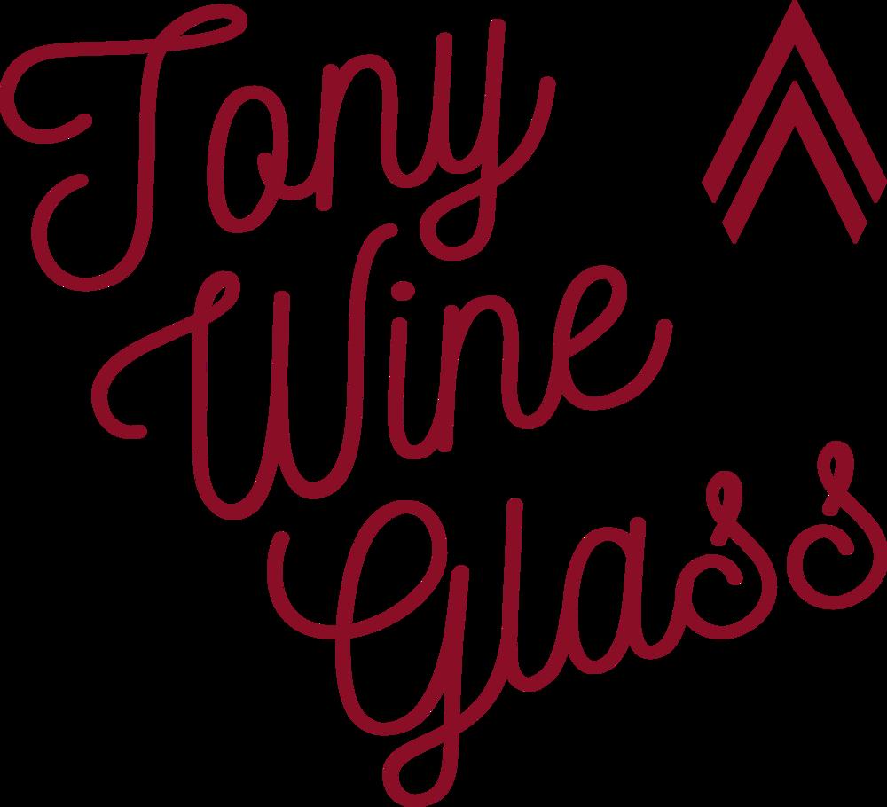 Tony Wine Glass colour>