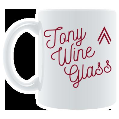 Tony Wine Glass colour