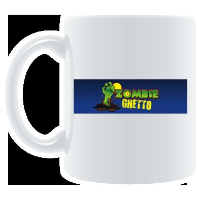 Zombie Ghetto Logo Design