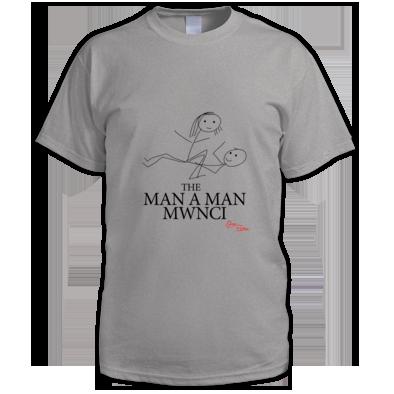Man a Man Mwnci