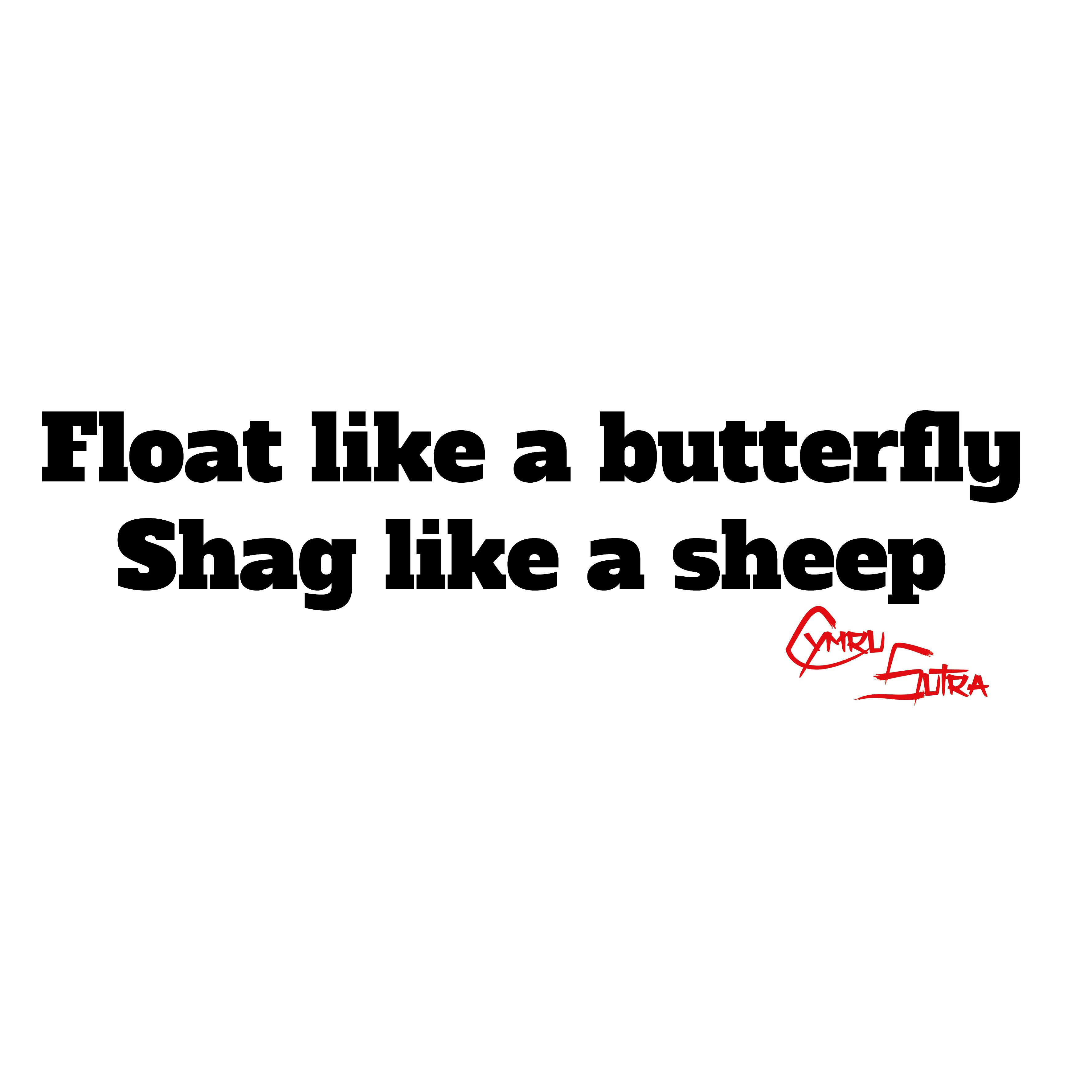 Shag Like a Sheep