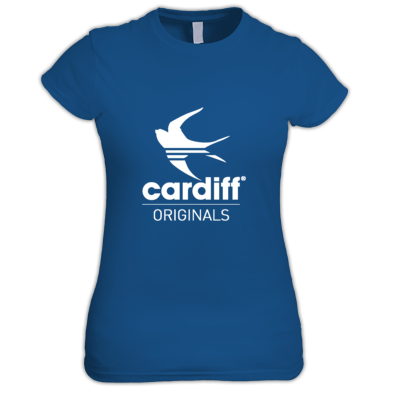 Cardiff Originals - Women's t-shirt