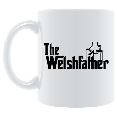 The Welshfather - Mug