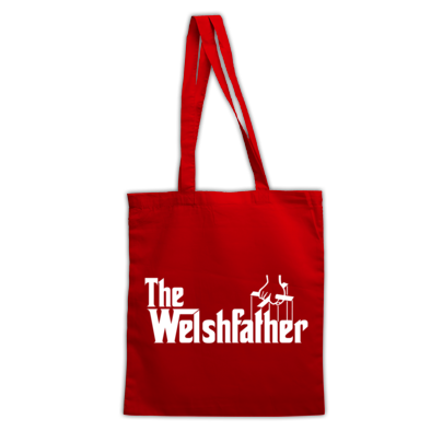 The Welshfather - Tote Bag