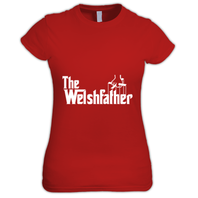 The Welshfather - Women's tshirt