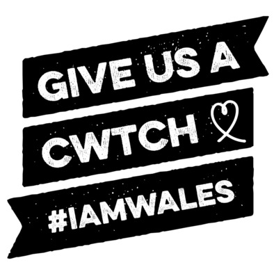 Wales Rugby - Give Us A Cwtch - Mugs>