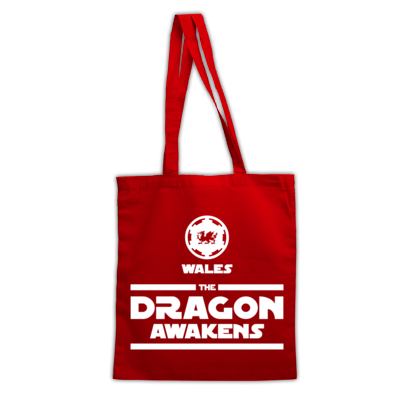 Wales Rugby - The Dragon Awakens - Bags