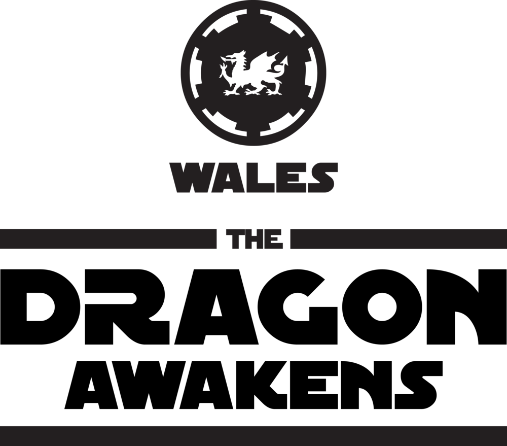 Wales Rugby - The Dragon Awakens - Mugs>