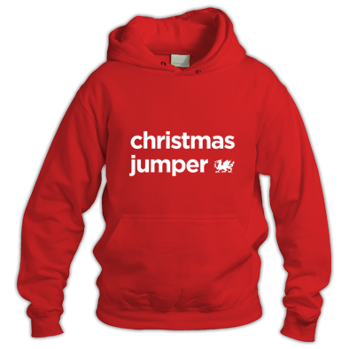 Wales - Christmas Jumper