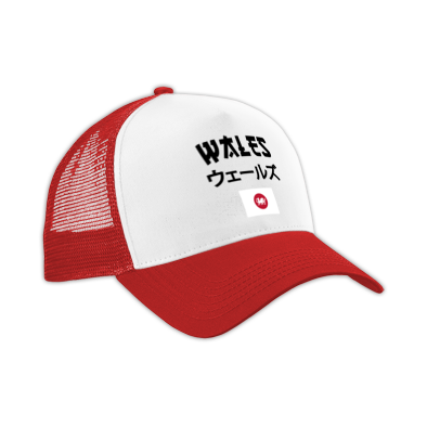 Wales Rugby World Cup Japan 2019 - Baseball Caps