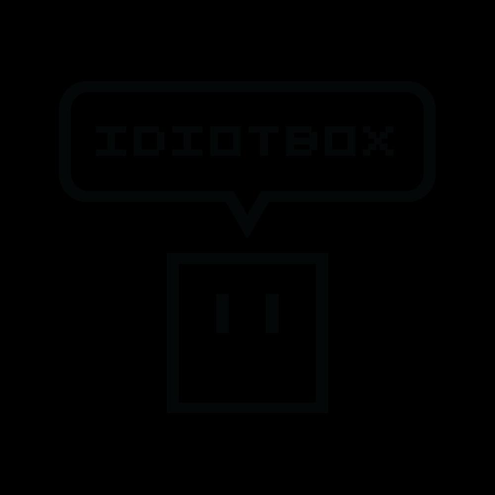 Idiotbox Square Logo>