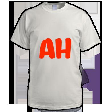Alex Harbor Red Initial T-Shirt