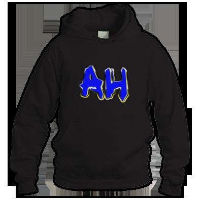 Alex Harbor Original Initial Hoodie