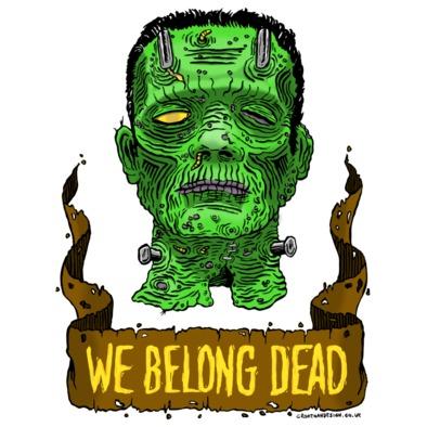 We Belong Dead Hoodie
