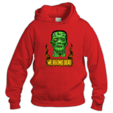 We Belong Dead Hoodie