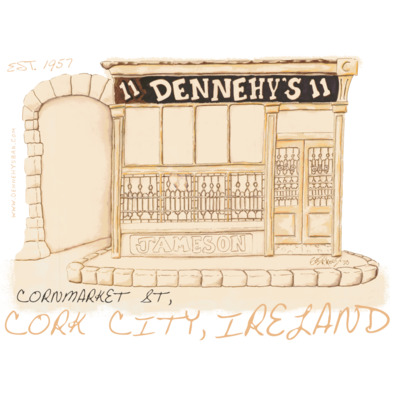 Dennehy's Painting [Ladies]