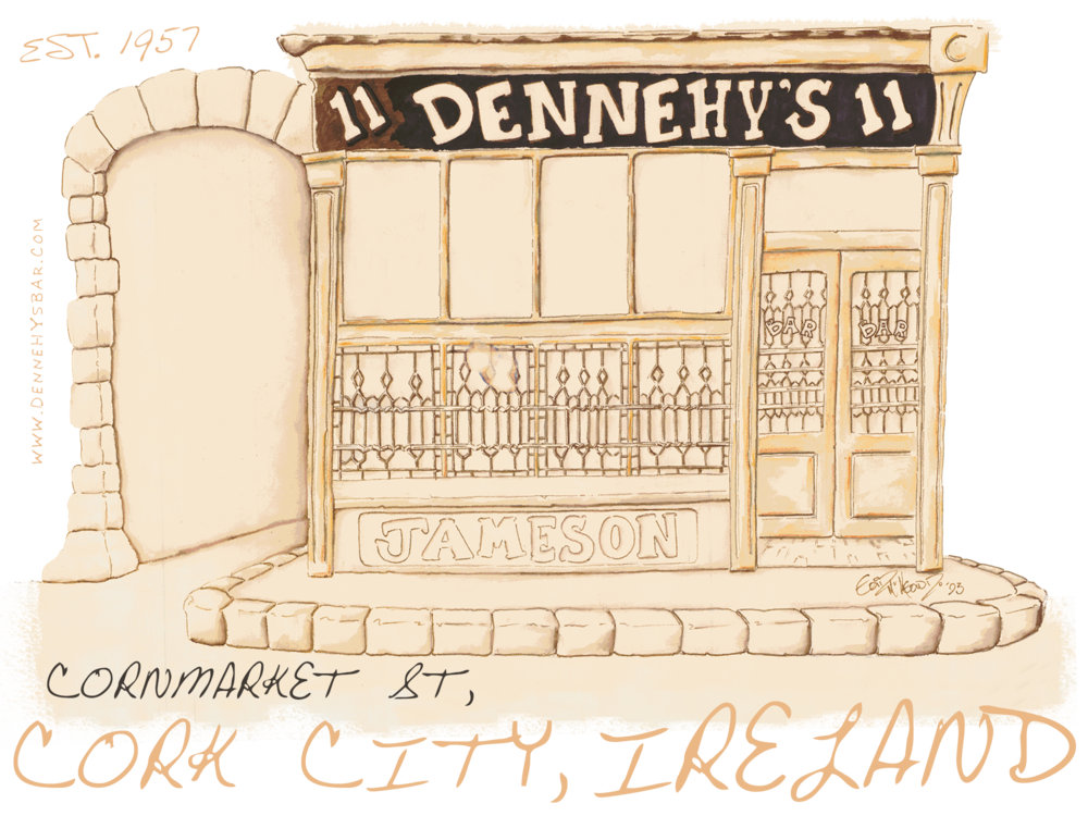 Dennehy's Painting [Gents]>