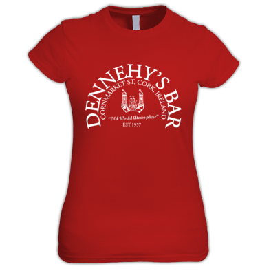 Dennehy's Cork Crest Ladies