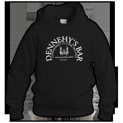 Dennehy's Cork Crest Hoodie