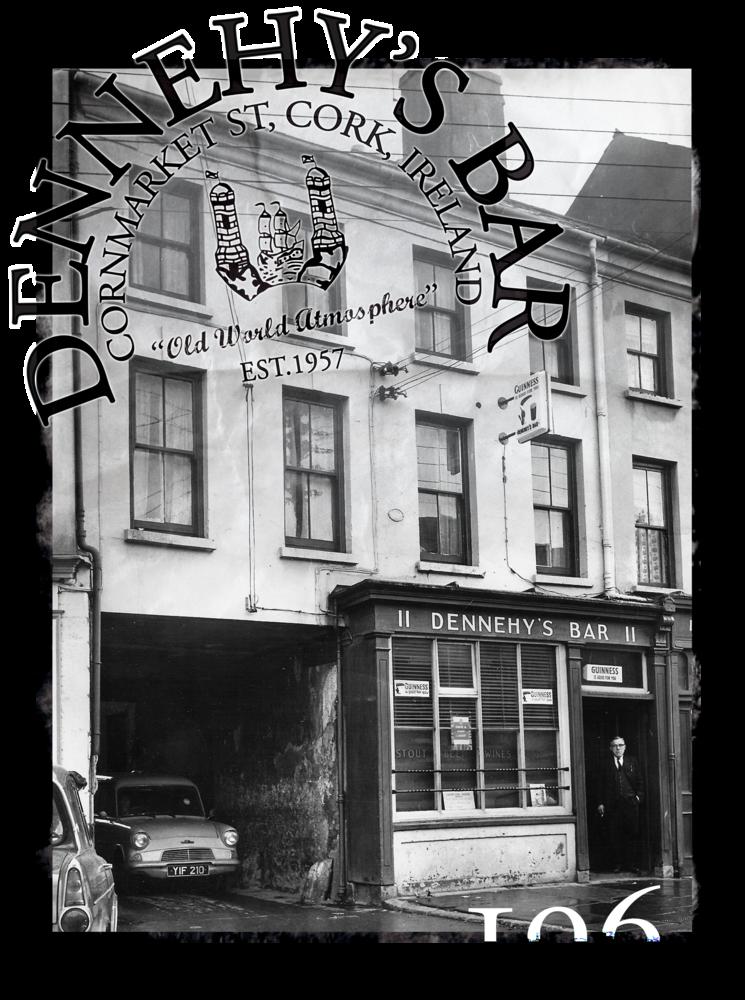 Dennehy's Bar 1964 [Gents]>
