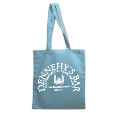 Dennehy's Cork Crest Tote
