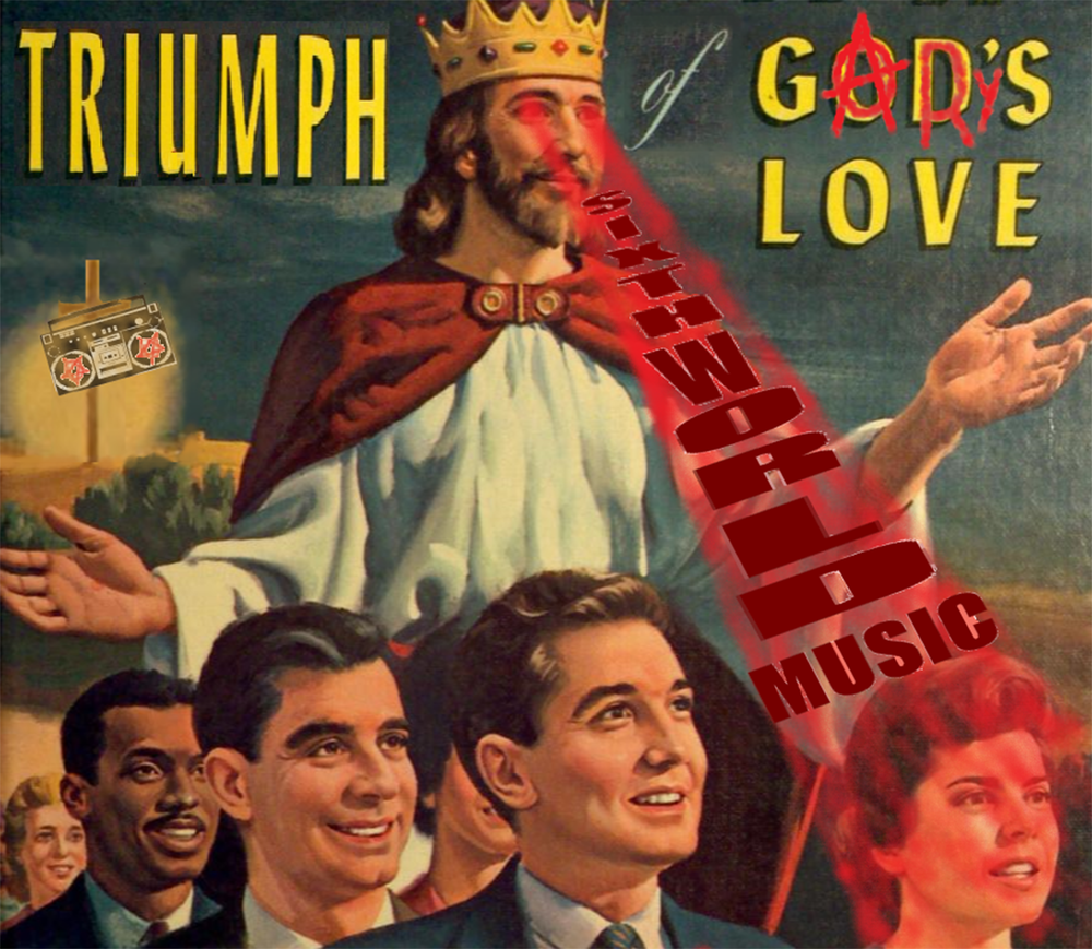 Triumph of Gary's Love (clean)>