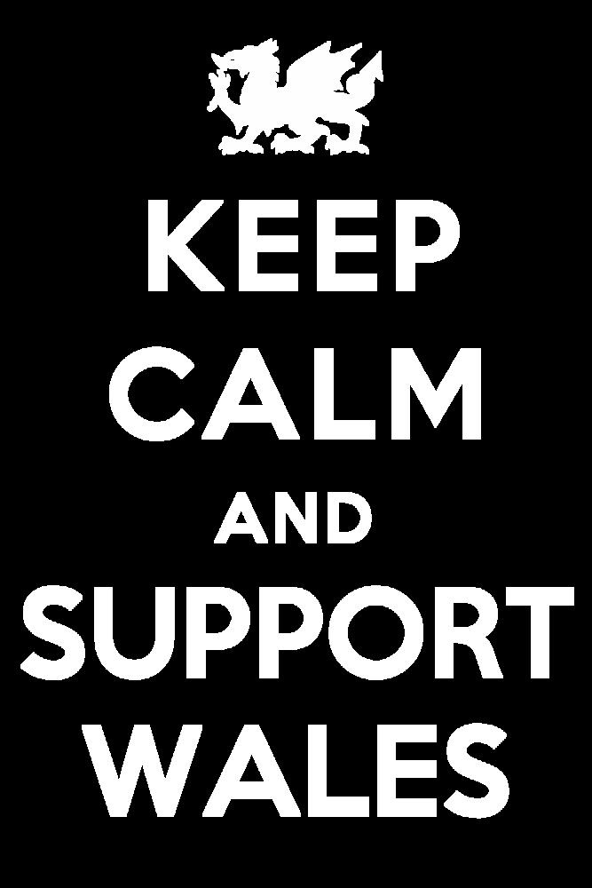 Keep Calm Wales>