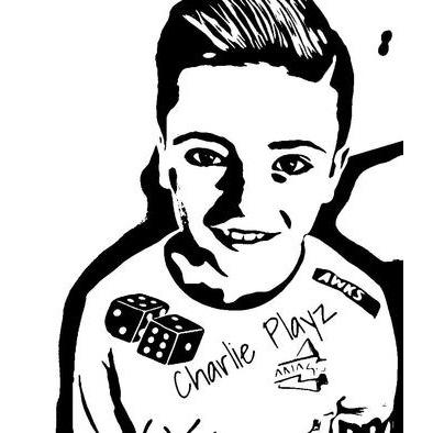 charlie playz logo>