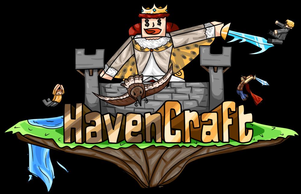 HavenCraft Full Logo>