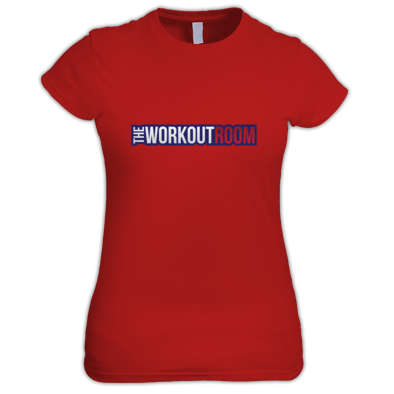WoR logo ladies Tshirt