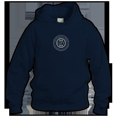 gpt small logo hoodie