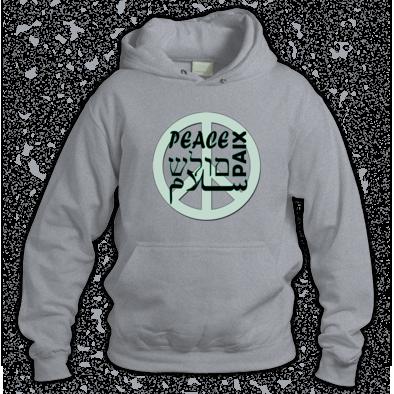 Peace Hoodies