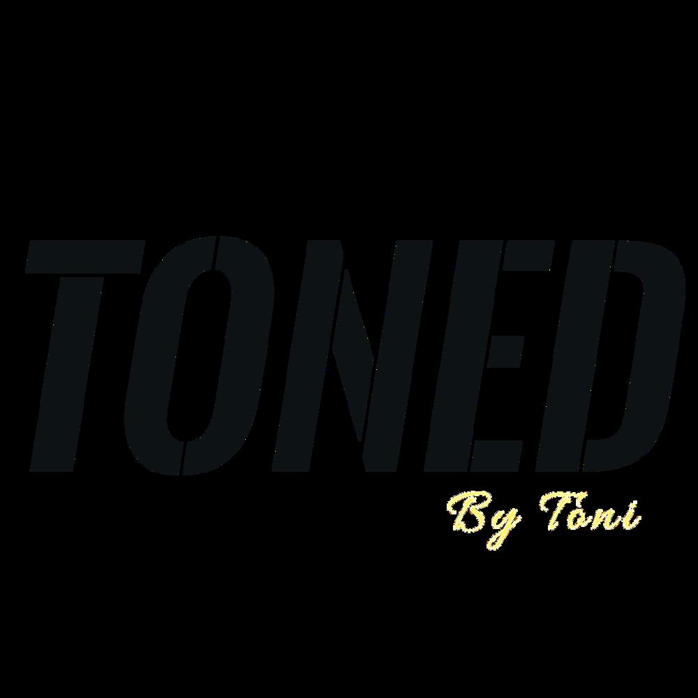 TONED logo>
