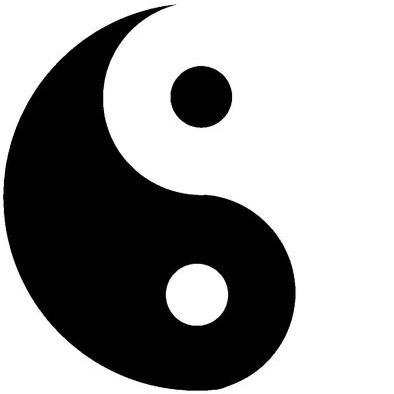 Yin and Yang: Taoism, Daoism symbol>