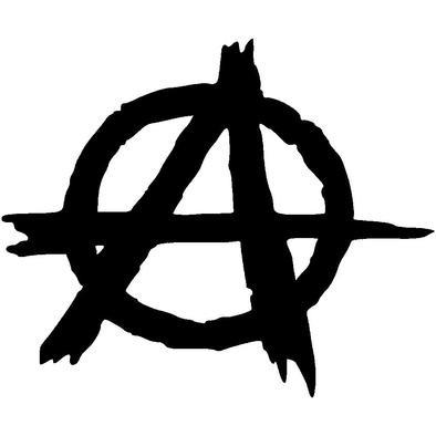 Anarchy Symbol | Classic Logos>