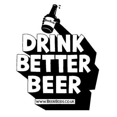 DRINK BETTER BEER>