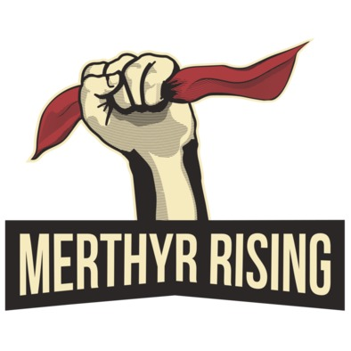 Merthyr Rising Female T