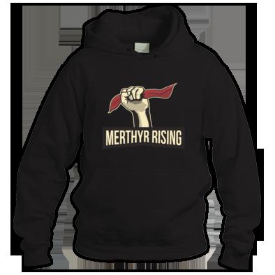 Merthyr Rising Logo