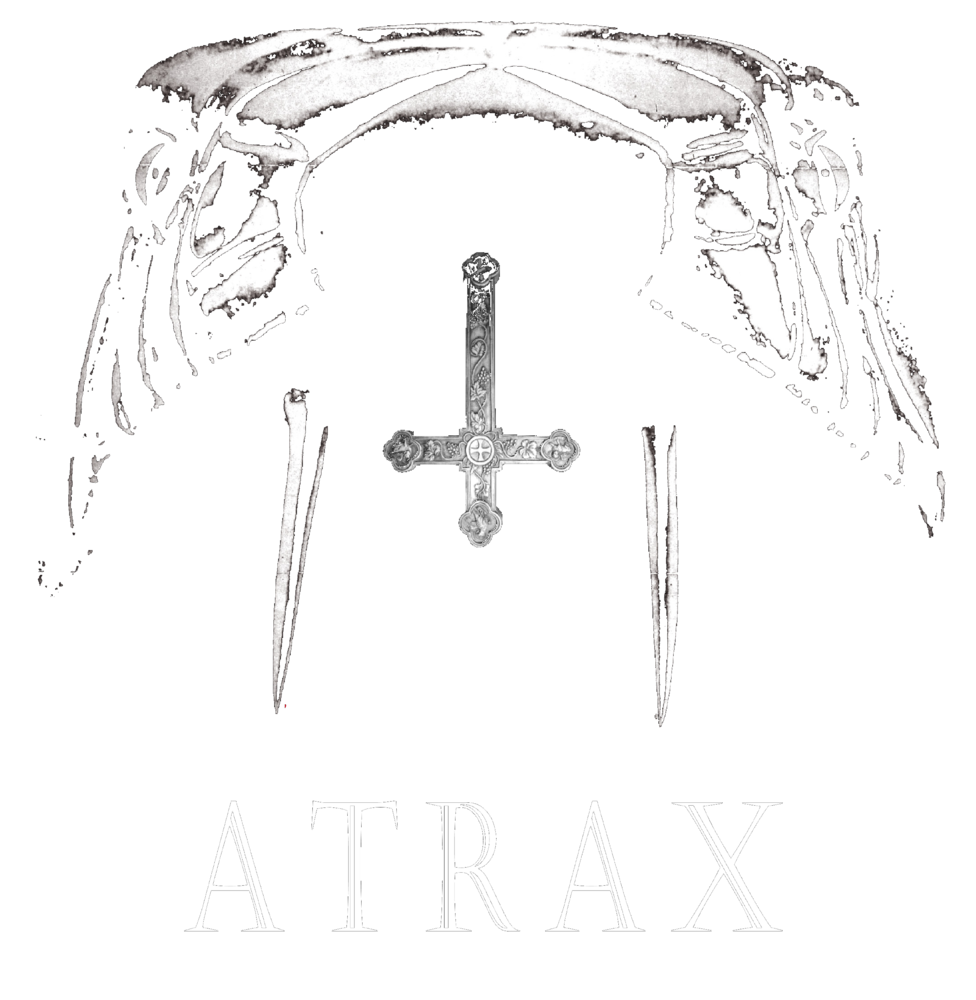 (( ATRAX - VENOM )) Mens - Ladies Unisex Hoodie / 100% Cotton / Best Quality Print / Atrax Alt Clothing UK>