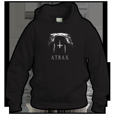 (( ATRAX - VENOM )) Mens - Ladies Unisex Hoodie / 100% Cotton / Best Quality Print / Atrax Alt Clothing UK