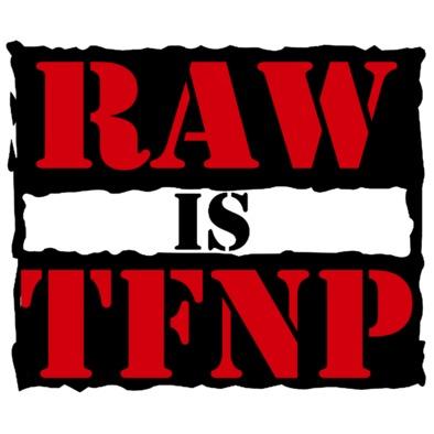 TFNP - RAW is WAR Logo