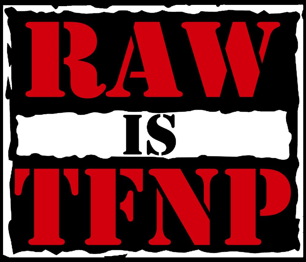 TFNP - RAW is WAR Logo>