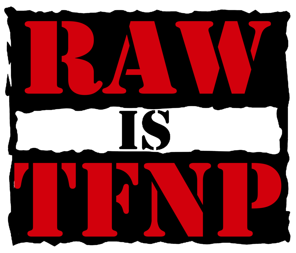 TFNP - RAW is WAR Logo>