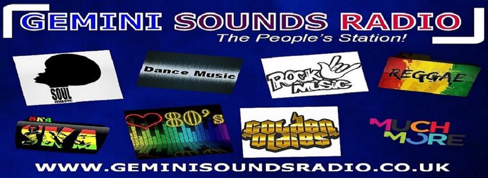 Gemini Sounds Radio>
