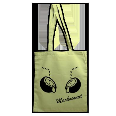Markoconut drinkin' coconut bag