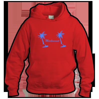 Markoconut tree hoodie