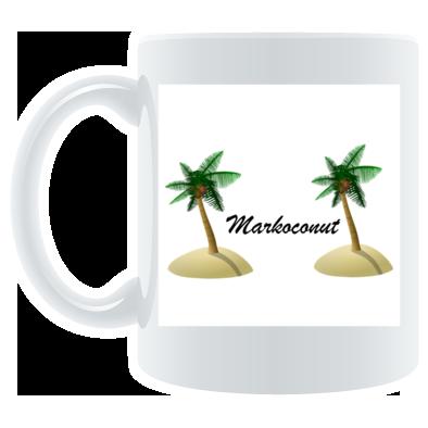 Markoconut tree cup (colour)