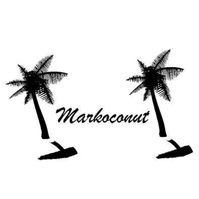 Markoconut tree cap