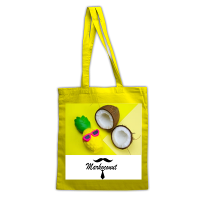 Markoconut pinapple delight bag